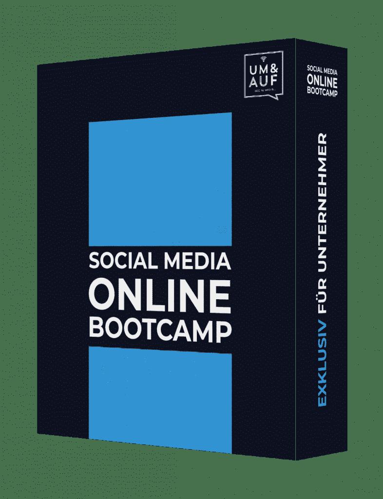 Social Media Online Bootcamp