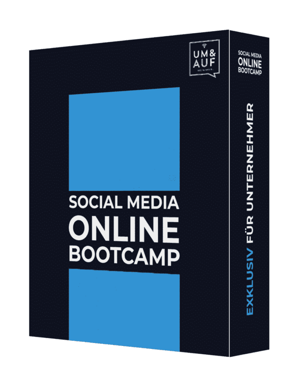 Social Media Online Bootcamp